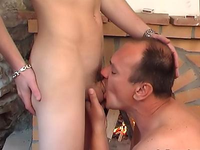 anal sex rør Hunky fyre